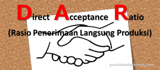 Cara Menghitung Direct Acceptance Ratio (DAR)
